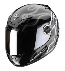 SN KASK EXO-450 AIR THE ONE BLACK XS