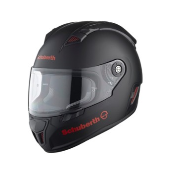 Kask Schuberth SR1 S Stealth red
