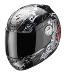 SN KASK EXO-450 AIR GOUROU BLACK L
