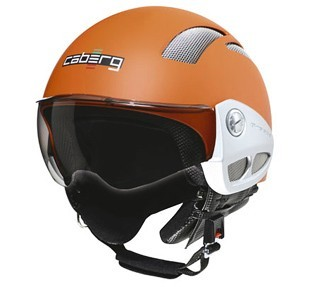 Kask Caberg breeze S matt orange