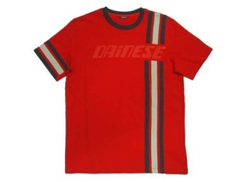 T-Shirt Dainese Stripes M