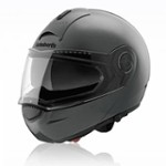 KASK SCHUBERTH C3 XXL ANTHRAZIT METALIC