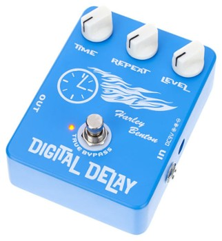 Pedal Harley Benton Digital Delay