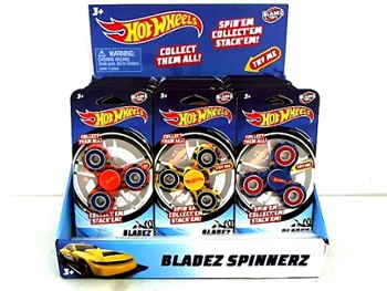 BLADEZ TOYZ spinner hot wheels