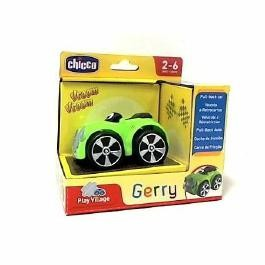 CHICCO autko mini turbo touch gerry