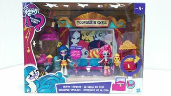 MY LITTLE PONY mini zestaw kinowy C0409