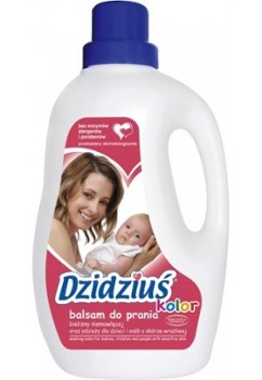 DZIDZIUŚ balsam do prania 1,5L kolor