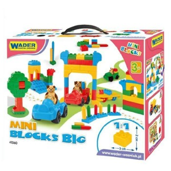 WADER klocki mini blocks 41360