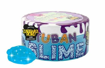 TUBAN super slime brokatowy neon