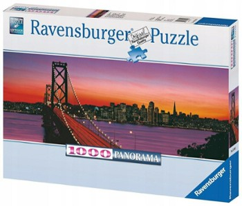 RAVENSBURGER puzzle San Francisco