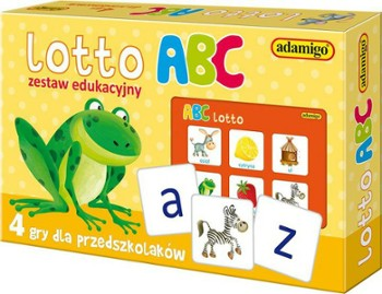 ADAMIGO Lotto ABC