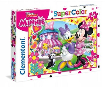 CLEMENTONI puzzle Minnie happy helpers