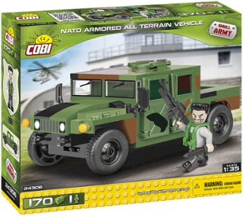 COBI 24306 nato armored all-terrain
