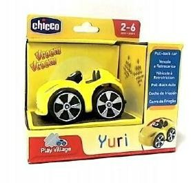 CHICCO autlo mini turbo touch yuri