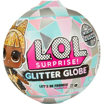 L.O.L.Surprise! glitter globe winter