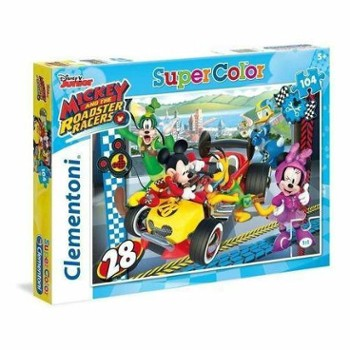 CLEMENTONI puzzle Mickey and the