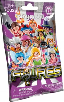 PLAYMOBIL 70026 figures girls 15 edycja