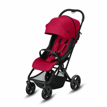 CYBEX wózek Etu Plus crunchy red