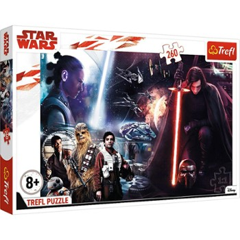 TREFL puzzle STAR WARS siły rebeliantów