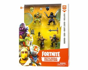 EPEE FORTNITE 4-pack figurek z