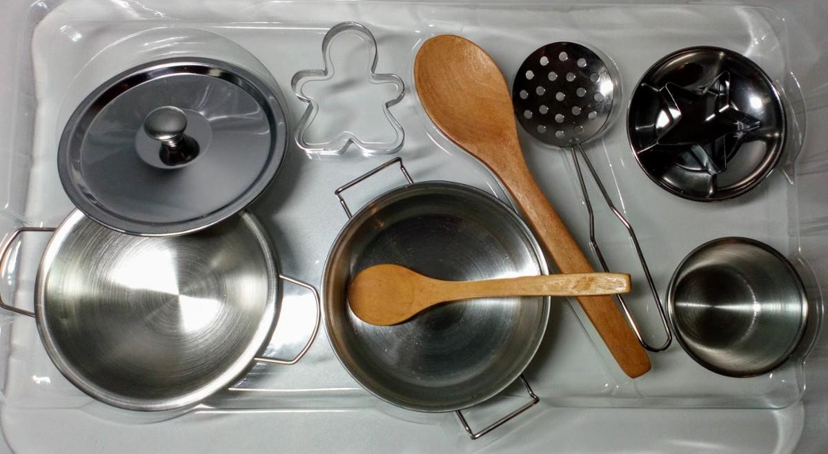 Kitchen Set Zestaw Kuchenny 11elem Mis Sklep