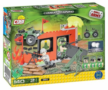 COBI Small Army poligon