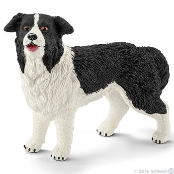 SCHLEICH figurka border collie 16840