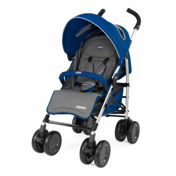CHICCO multiway evo blue wóżek spacerowy