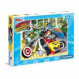 CLEMENTONI puzzle Mickey Roadster racers