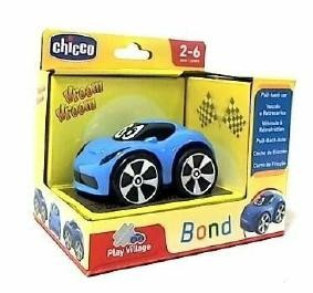 CHICCO autko mini turbo bond