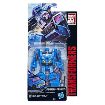 HASBRO transformers power on the prime