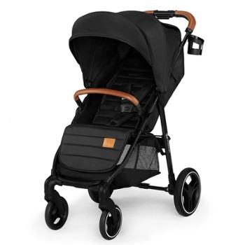 KINDERKRAFT grande black wózek spacerowy