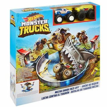 HOT WHEELS monster truck arena rekina
