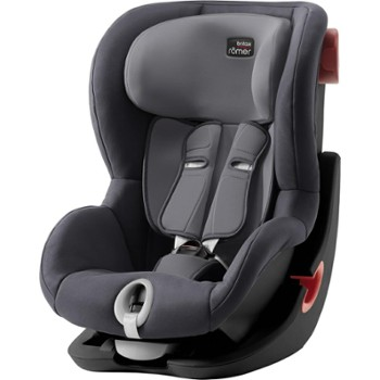 BRITAX ROMER king II black series storm