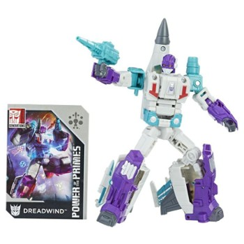 HASBRO transformers power of the