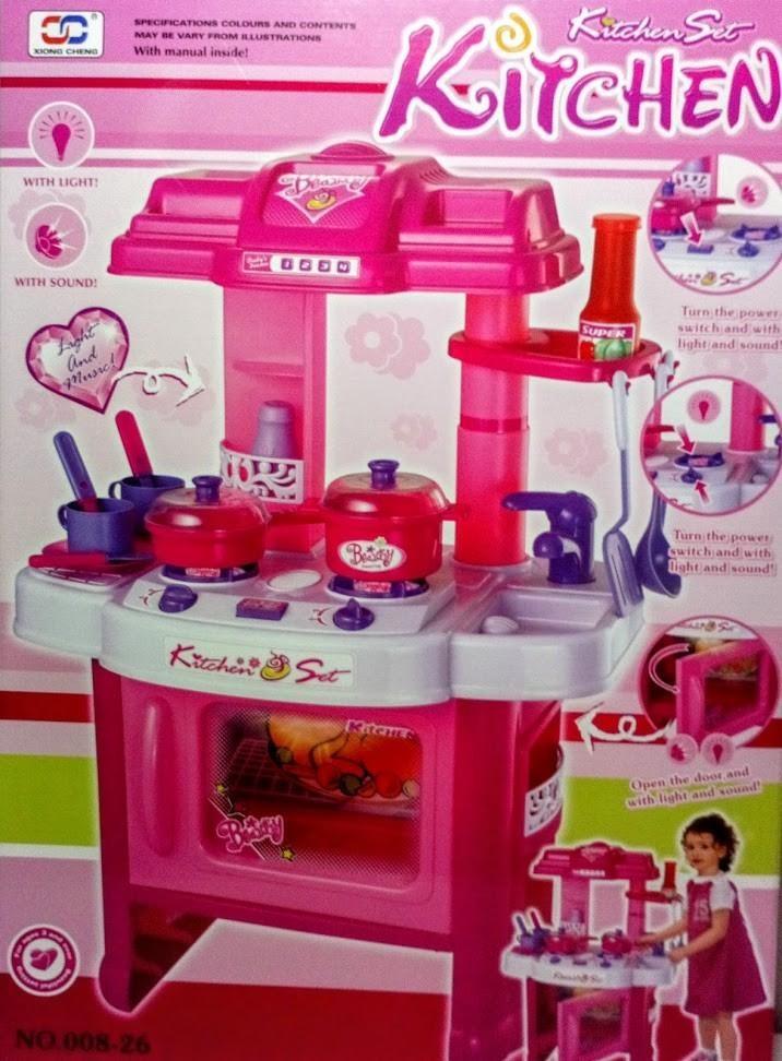 Kitchen Set Beauty Zestaw Kuchenny Mis Sklep