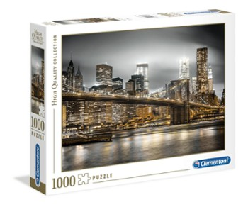 CLEMENTONI puzzle New York skyline 1000