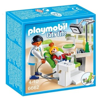 PLAYMOBIL 6662 dentysta