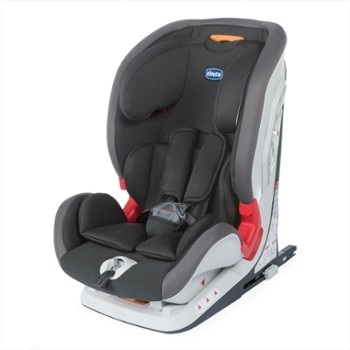 CHICCO youniverse fix jet black 9-36 kg