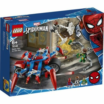 LEGO SUPER HEROES 76148 Spider-man