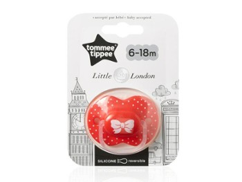 TOMMEE TIPPEE smoczek little London 6-18