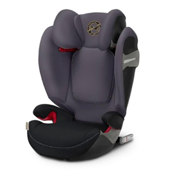 CYBEX Solution S-Fix Premium black 15-36