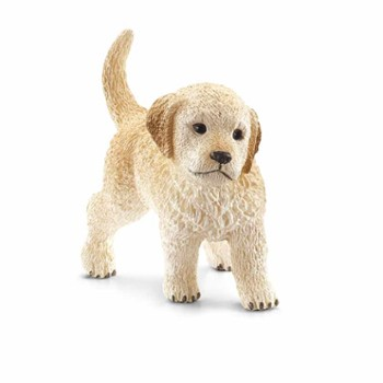 SCHLEICH figurka golden retriever