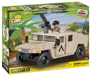 COBI 24305 Nato armored all-terrain