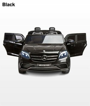TOYZ mercedes GLS63 kolor black