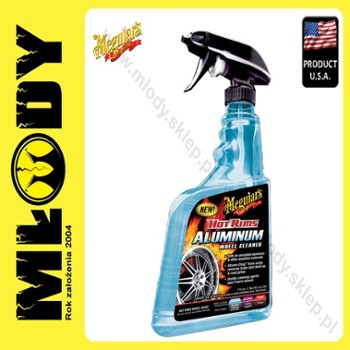 Meguiar's Hot Rims Aluminium Wheel Cleaner 710ml Środek do Czyszczenia Felg