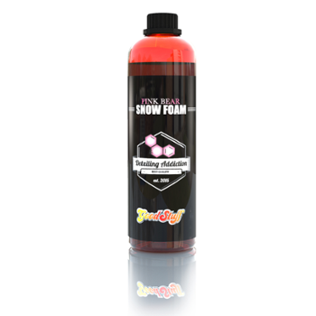 GOOD STUFF PINK Bear Snow Foam 500ml Różowa Piana o Zapachu Wiśniowym
