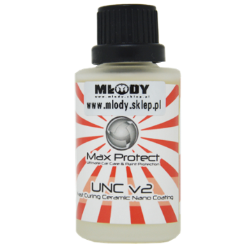 MAX PROTECT UNC-V2 Ultimate Nano Coat V2 30ml Nano Powłoka