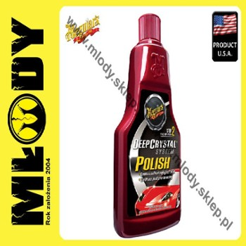 Meguiar's Deep Crystal Step 2 Polish 473ml Czysta Politura