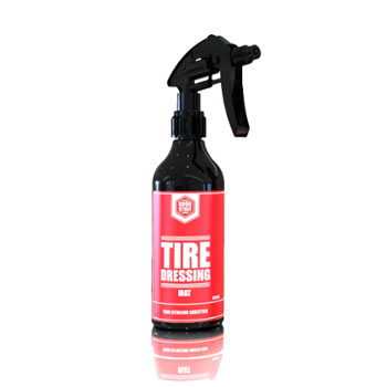 GOOD STUFF Tire Dressing Mat 500ml Dressing do Opon z Efektem Matu